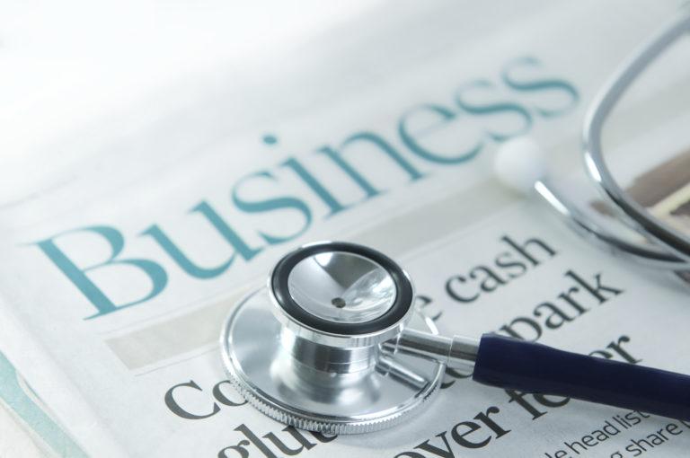 Business-Medicine-health-check