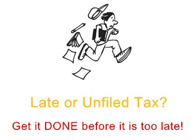 Late or Unfiled Tax return