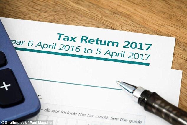 Self Assessment Tax Return 2